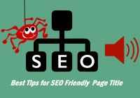 8 Best Tips of SEO Friendly Page Title Tag for On Page SEO